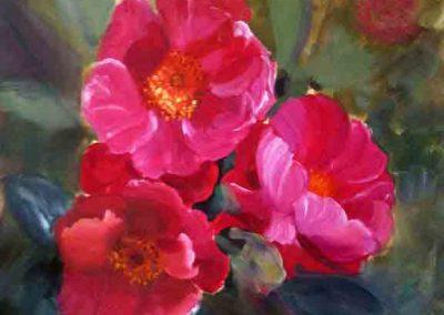 claire bauger coloriste 3 roses