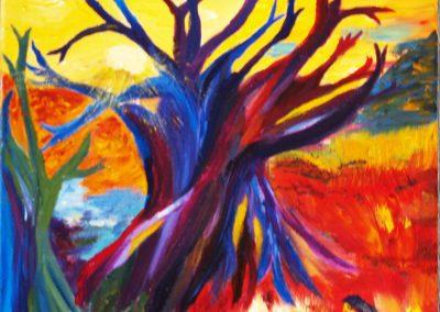 arbre afrique 30 x 30